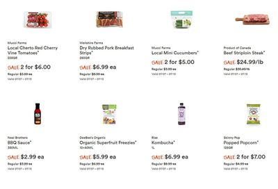 Whole Foods Market (ON) Flyer July 7 to 13