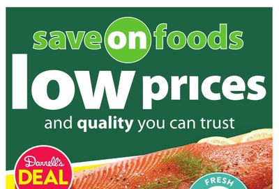 Save on Foods (AB) Flyer July 8 to 14