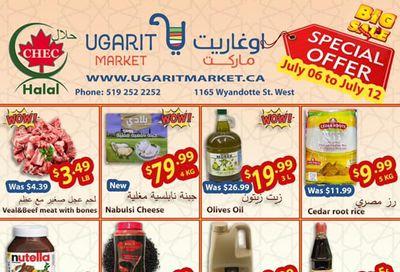 Ugarit Market Flyer July 6 to 12