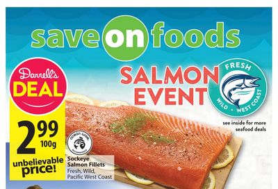Save on Foods (BC) Flyer July 8 to 14