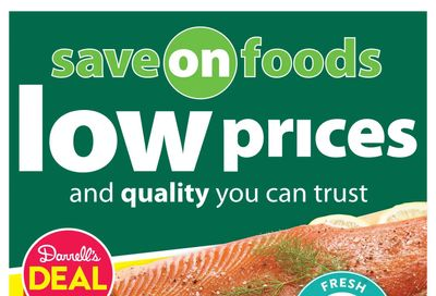 Save on Foods (SK) Flyer July 8 to 14