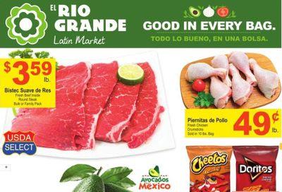 El Rio Grande (10, 21, 25, 30, 34, 53, 90) Weekly Ad Flyer July 7 to July 13