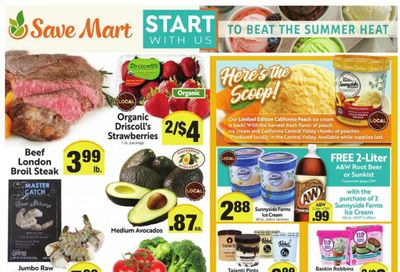 Save Mart (CA, NV) Weekly Ad Flyer July 7 to July 13