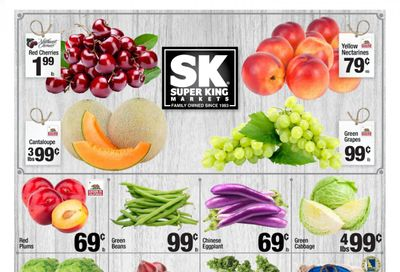 Super King Markets (CA) Weekly Ad Flyer July 7 to July 13