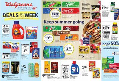Walgreens Weekly Ad Flyer July 11 to July 17