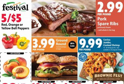 Festival Foods (WI) Weekly Ad Flyer July 7 to July 13