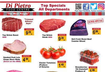 Di Pietro Food Centre Flyer July 8 to 14