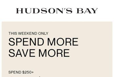 Hudson's Bay Flyer July 9 to 15