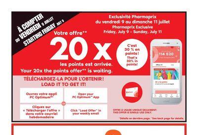 Pharmaprix Flyer July 10 to 15