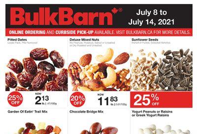Bulk Barn Flyer July 8 to 14