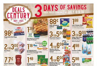 Cash Wise (MN, ND) Weekly Ad Flyer July 8 to July 10