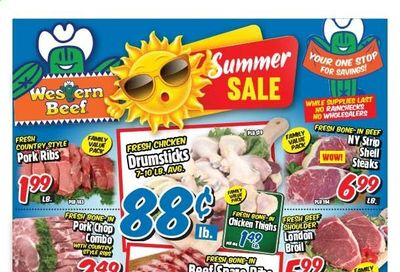 Western Beef (FL, NY) Weekly Ad Flyer July 8 to July 14
