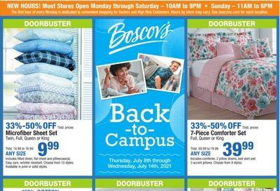 Boscov's (CT, DE, MD, NJ, NY, PA) Weekly Ad Flyer July 8 to July 14