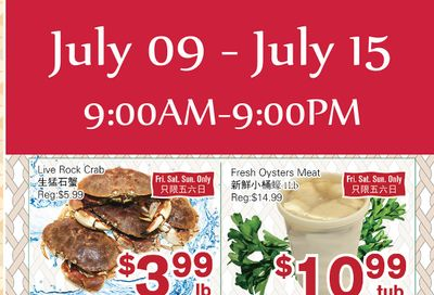 First Choice Supermarket Flyer July 9 to 15