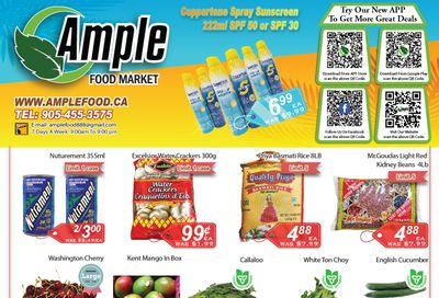Ample Food Market (Brampton) Flyer July 9 to 15