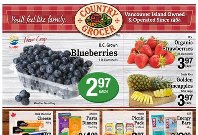 Country Grocer Flyer July 9 to 15