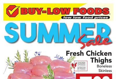 Buy-Low Foods Flyer July 11 to 17