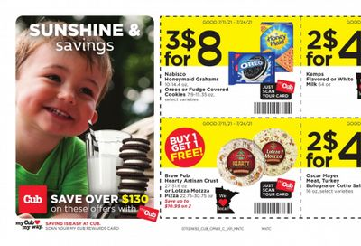 Cub Foods (MN) Weekly Ad Flyer July 11 to July 24