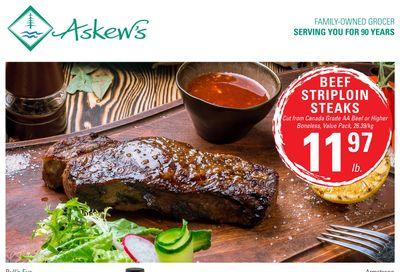 Askews Foods Flyer July 11 to 17
