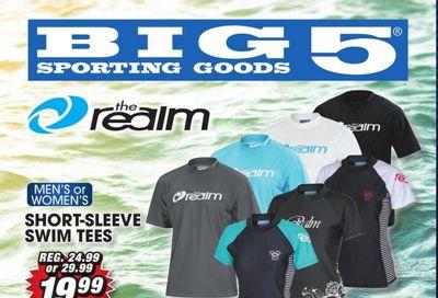 Big 5 (AZ, CA, CO, ID, NM, OR, UT, WA) Weekly Ad Flyer July 11 to July 17