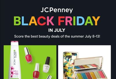JCPenney Weekly Ad Flyer July 8 to July 13