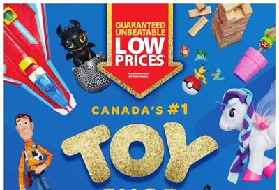 Walmart Toy Shop Flyer October 17 to December 25