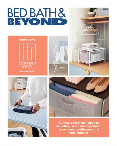 Bed Bath & Beyond Weekly Ad Flyer July 12 to July 25