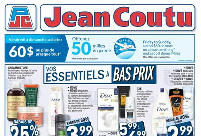 Jean Coutu (QC) Flyer July 15 to 21