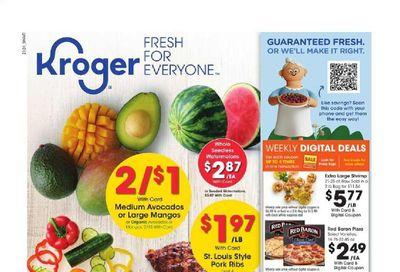 Kroger (GA, IL, LA, MI, OK, SC, TN, TX, VA) Weekly Ad Flyer July 14 to July 20