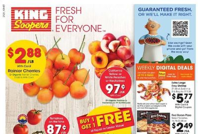 King Soopers (CO) Weekly Ad Flyer July 14 to July 20