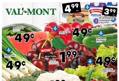 Val-Mont Flyer July 15 to 21