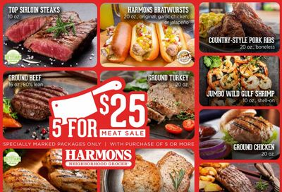 Harmons Weekly Ad Flyer July 13 to July 19