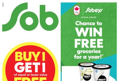 Sobeys (ON) Flyer July 15 to 21