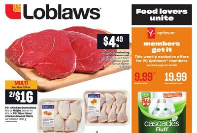 Loblaws (ON) Flyer July 15 to 21