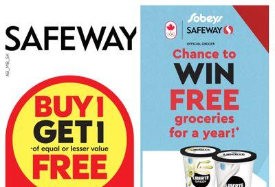Sobeys/Safeway (SK & MB) Flyer July 15 to 21