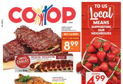 Foodland Co-op Flyer July 15 to 21