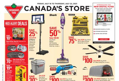 Canadian Tire (ON) Flyer July 16 to 22