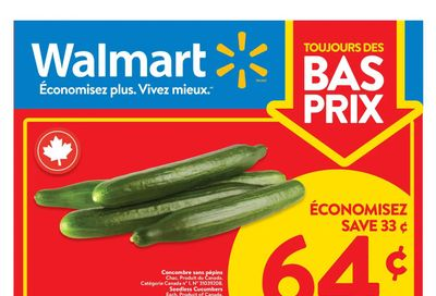 Walmart (QC) Flyer July 15 to 21