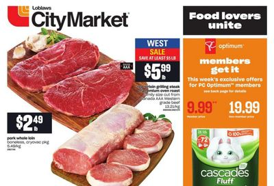 Loblaws City Market (West) Flyer July 15 to 21