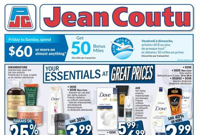 Jean Coutu (NB) Flyer July 16 to 22