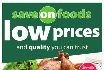Save on Foods (AB) Flyer July 15 to 21