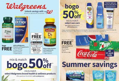 Walgreens Weekly Ad Flyer July 18 to July 24