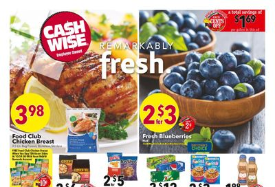 Cash Wise (MN, ND) Weekly Ad Flyer July 14 to July 20