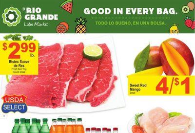 El Rio Grande (10, 21, 25, 30, 34, 53, 90) Weekly Ad Flyer July 14 to July 20
