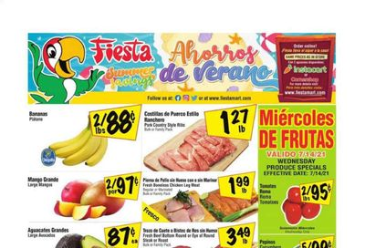 Fiesta Mart (TX) Weekly Ad Flyer July 14 to July 20