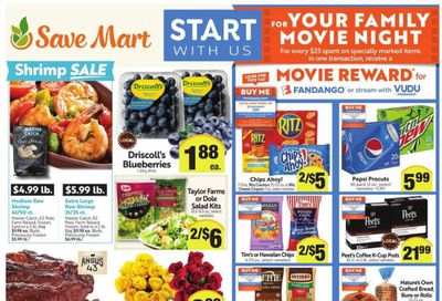 Save Mart (CA, NV) Weekly Ad Flyer July 14 to July 20
