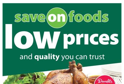 Save on Foods (SK) Flyer July 15 to 21