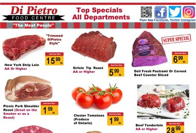 Di Pietro Food Centre Flyer July 15 to 21