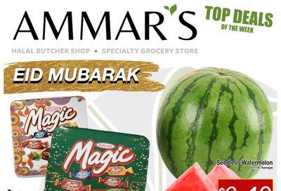 Ammar's Halal Meats Flyer July 15 to 21