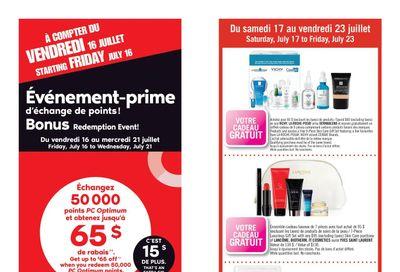 Pharmaprix Flyer July 17 to 23
